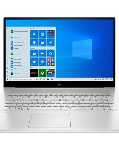 Notebook HP Envy 17-cg1005nc strieborný