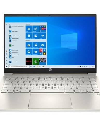 Notebook HP Pavilion 14-dv0001nc zlatý