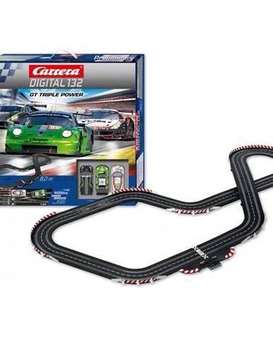 Autodráha  Carrera Triple Power GT 30007