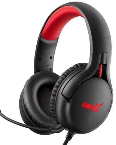 Headset  Niceboy Oryx X410 Epic čierny