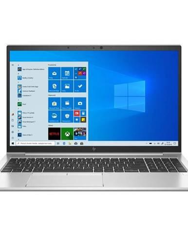 Notebook HP EliteBook 855 G7 strieborný