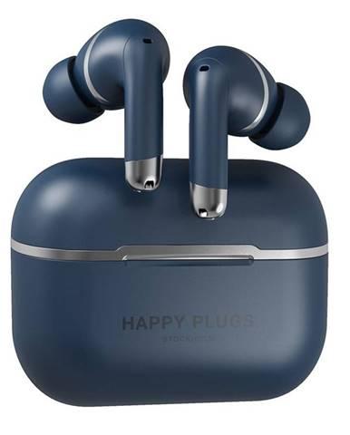 Slúchadlá Happy Plugs Air 1 ANC modr