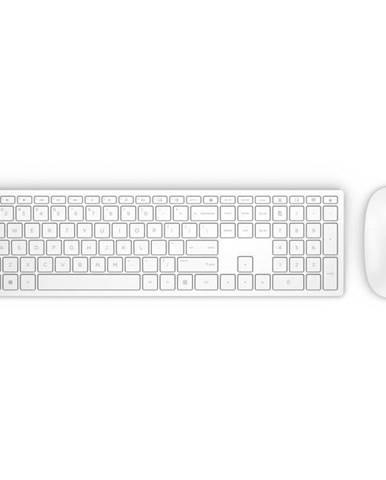 Klávesnica s myšou HP Pavilion 800, CZ layout biela