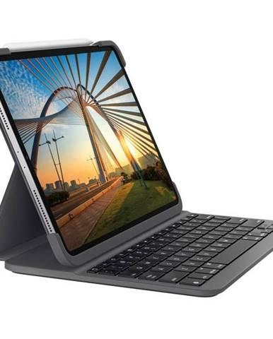 Púzdro na tablet Logitech Slim Folio na Apple iPad Pro 11, UK