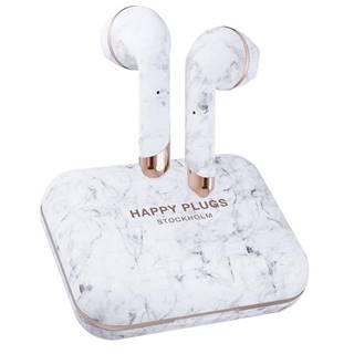 Slúchadlá Happy Plugs Air 1 Plus sivá/biela