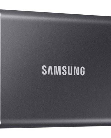 SSD externý Samsung T7 1TB sivý