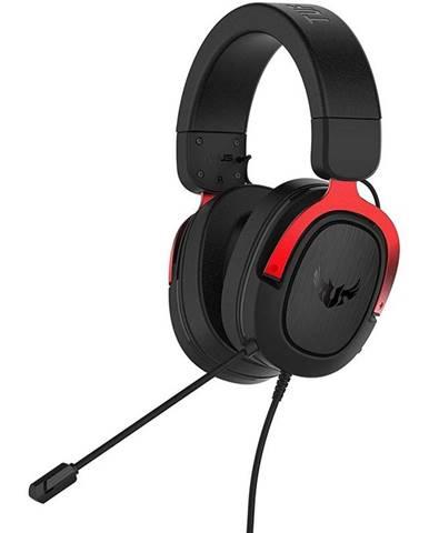 Headset  Asus TUF Gaming H3 čierny/červený