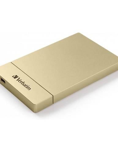 """Puzdro na HDD Verbatim pro 2,5"""" HDD Sata, USB-C / USB 3.1. Gen2"""