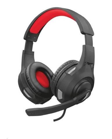 Headset Trust GXT 307 Ravu Gaming pro PC/PS4 - červený