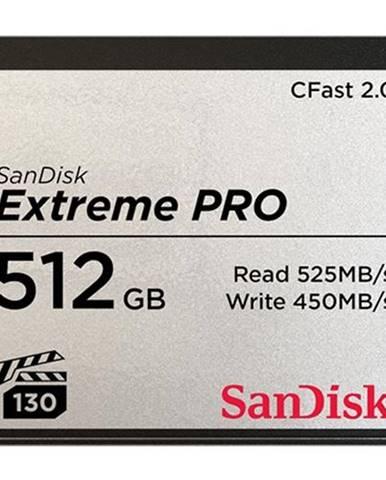 Pamäťová karta Sandisk Extreme Pro CFast 2.0 512 GB