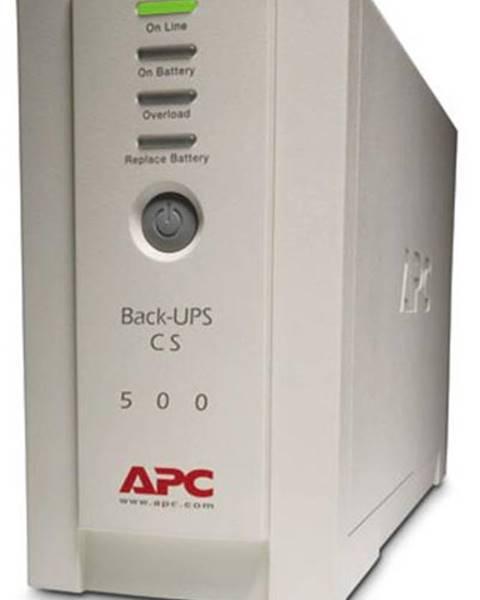 APC Záložný zdroj APC Back-UPS CS 500I