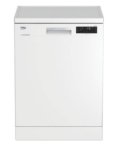 Umývačka riadu Beko DFN 28430 W biela