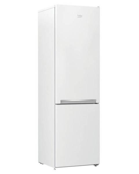 Beko Kombinácia chladničky s mrazničkou Beko Rcsa300k30wn biela