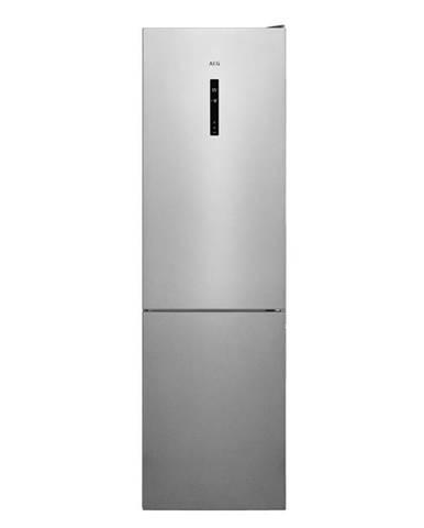 Kombinácia chladničky s mrazničkou AEG Mastery Rcb736e5mx nerez
