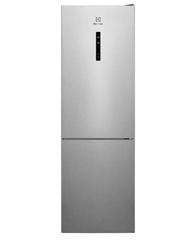 Kombinácia chladničky s mrazničkou Electrolux Lnc7me32x2 nerez