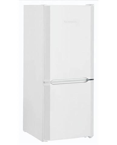 Kombinácia chladničky s mrazničkou Liebherr CU 231 biela