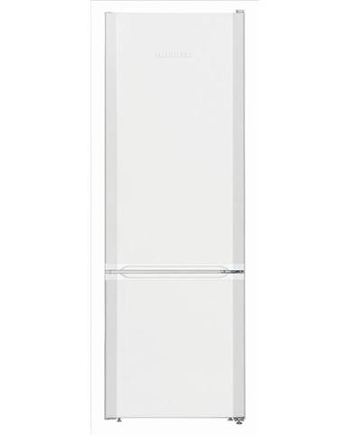 Kombinácia chladničky s mrazničkou Liebherr CU 281 biela