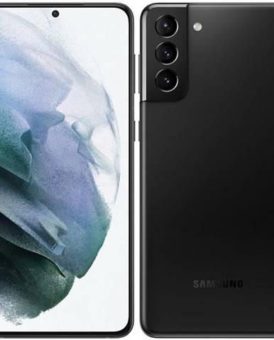 Mobilný telefón Samsung Galaxy S21+ 5G 256 GB čierny