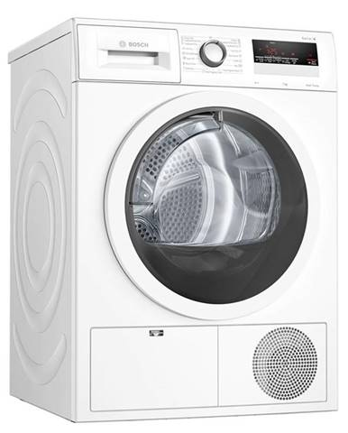 Sušička bielizne Bosch Serie | 4 Wth85202by biela