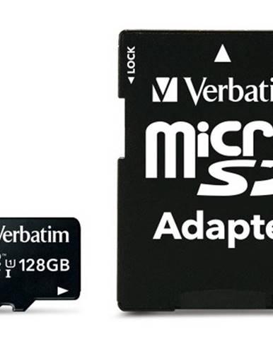Micro SDXC karta Verbatim Premium 128GB