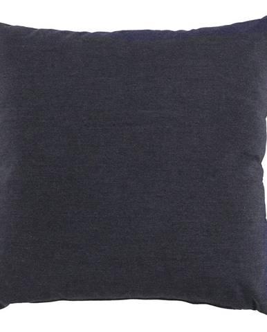 Čierny záhradný vankúš Hartman Samson, 45 × 45 cm