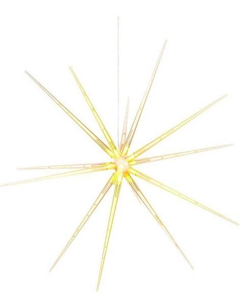 Markslöjd LED svetelná hviezda Markslöjd Bright, ø 53cm