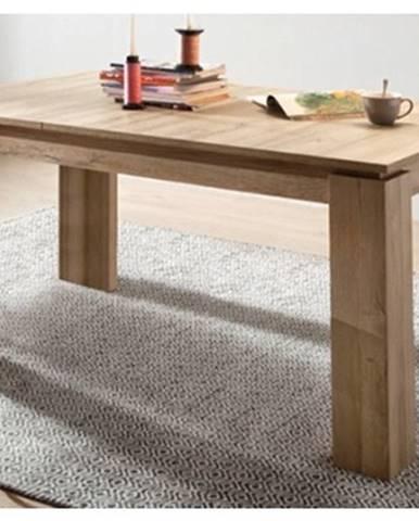 Jedálenský stôl Universal 160x90 cm, starý dub%