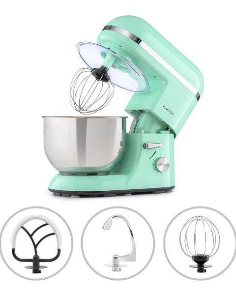 Klarstein Klarstein Bella Elegance, kuchynský robot, mixér, 1300 W, 1,7 HP, 6 stupňov, 5 litrov