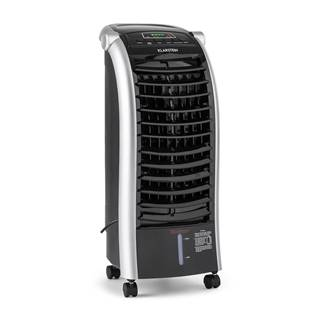 Klarstein Maxfresh, ochladzovač vzduchu, ventilátor, 6 l, 65 W, diaľkový ovládač, chladiaca náplň, čierny