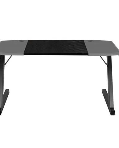 Písací Stôl Pre Hráča  HZ-HERO 3.0 GREY