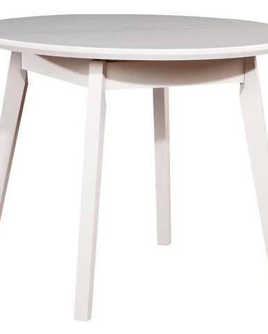 Stôl ST39 100+30 biely