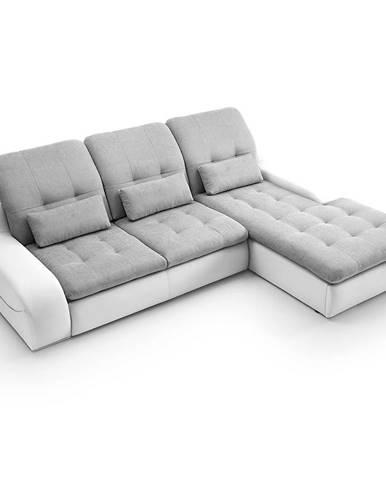 Rohová sedacia súprava Bavero 2R-LC Bonn 90 + Soft 1