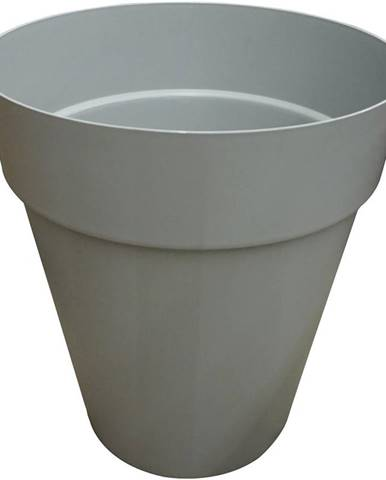 Kvetináč CAPRI HIGH 56 cm light grey