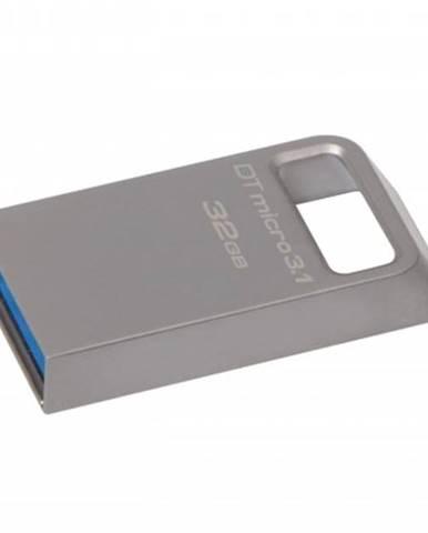 USB kľúč 32GB Kingston DT Micro, 3.0