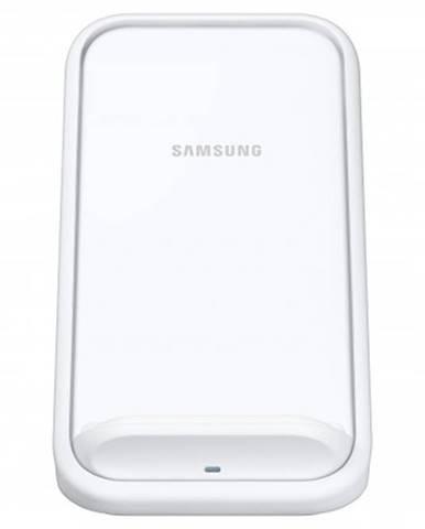 Bezdrôtová nabíjačka Samsung 20W s QI, Fast Wireless 2.0, biela