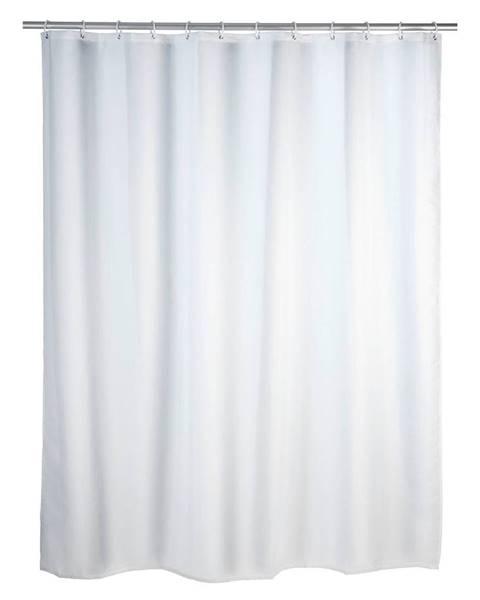 Wenko Prateľný sprchový záves Wenko White, 120 x 200 cm