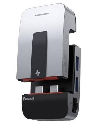 USB Hub Baseus Armor Age USB-C/3x USB 3.0, USB-C, Hdmi, 3,5mm Jack,