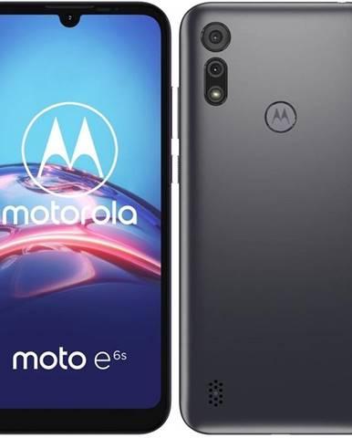 Mobilný telefón Motorola Moto E6s sivý