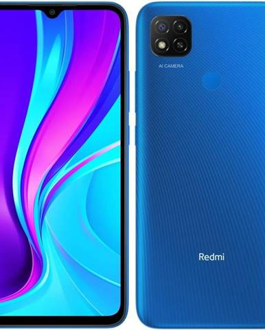 Mobilný telefón Xiaomi Redmi 9C NFC 32 GB modrý