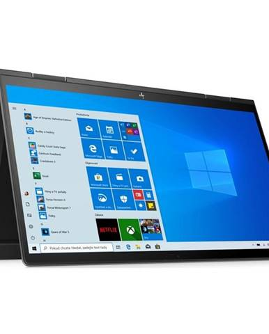 Notebook HP Envy x360 13-ay0003nc čierny