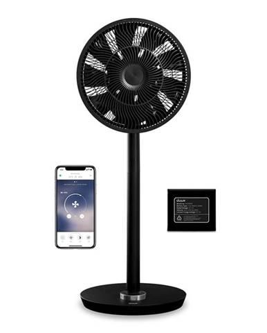Ventilátor stojanový Duux Whisper Smart + Battery pack čierny