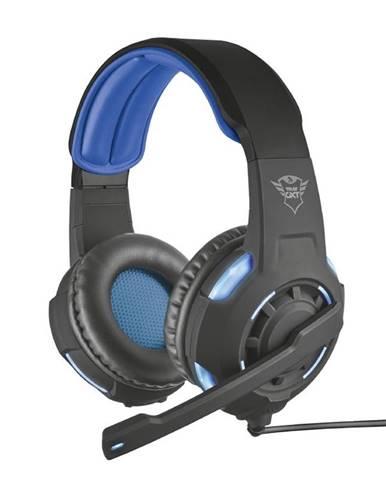 Headset  Trust GXT 350 7.1 Bass čierny