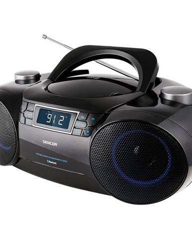 Rádioprijímač s CD Sencor SPT 4700 čierny