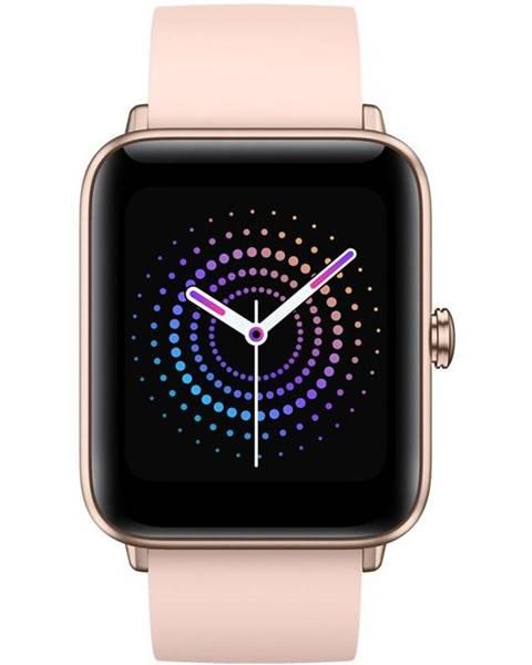 UleFone Inteligentné hodinky UleFone Watch Pro ružové