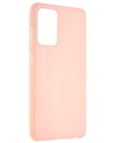 Kryt na mobil Fixed Story na Samsung Galaxy A52/A52 5G ružový