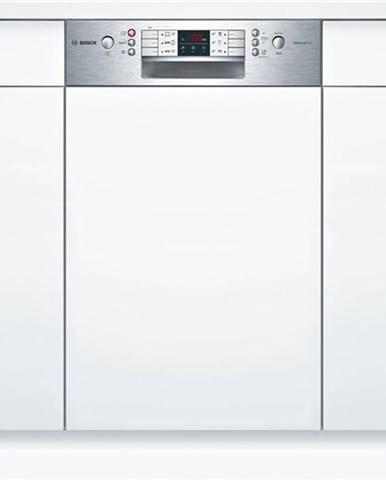 Umývačka riadu Bosch Silence Plus Spi46is05e nerez