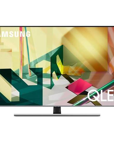Televízor Samsung Qe65q77tc strieborn