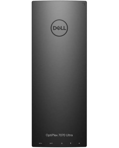 Dell Stolný počítač Dell Optiplex 7070 UFF čierny