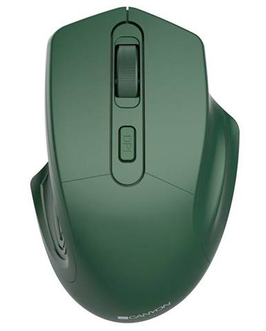 Myš  Canyon Pixart MW-15 zelená