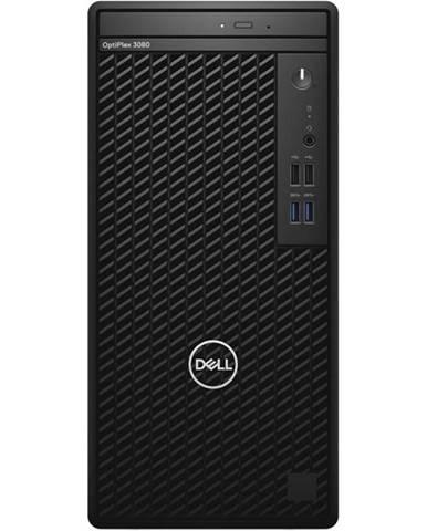 Stolný počítač Dell Optiplex 3080 MT čierny